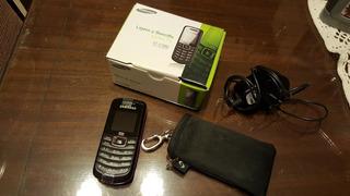 Celular Samsung Gt-1086i Movistar+funda+aud+carg+bater Nueva