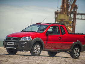 Fiat Strada 1.4 Hard Working Ce Flex 2p