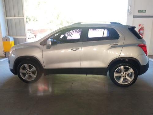 Chevrolet Tracker Ltz 4x4 2016 100.000 Km Gris Plata 5 P