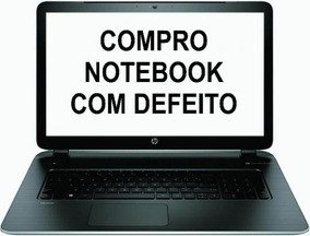 Compro Notebook Sony Vaio, Dell, Acer, Hp E Outros.