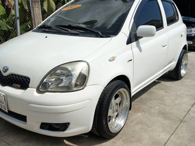 Toyota Vitz Blanco 2003