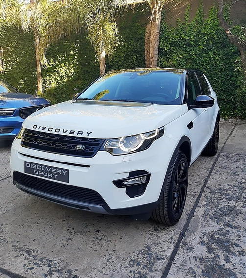 Land Rover Discovery Sport 2.0 Sport Hse 7a - Tc/bna