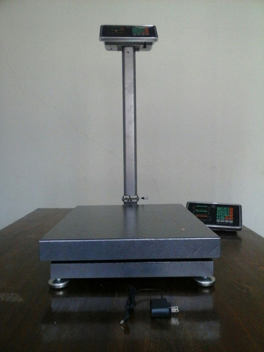Bascula Escualizable 150kg 40x30cm
