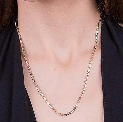 Cordão Rommanel Feminino Diamantado 50cm (530613)