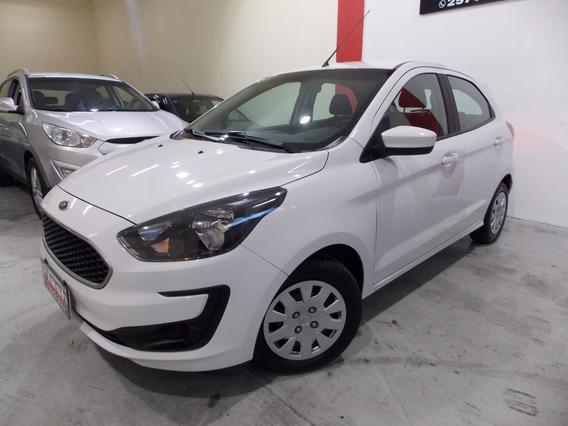 Ford Ka Se 1.0 Flex 2019 Completo (garantia De Fabrica)