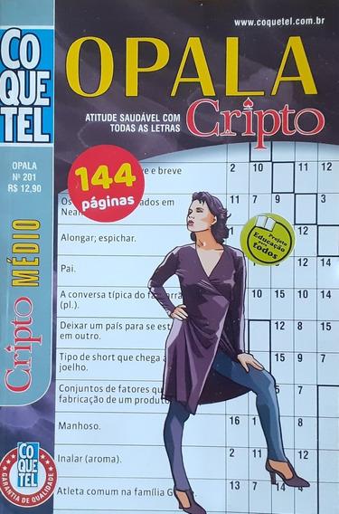 Kit Cripto Coquetel 08 Volumes Diferentes