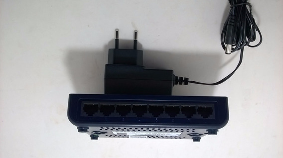 Ethernet Switch 8´port Fast Modelo S108