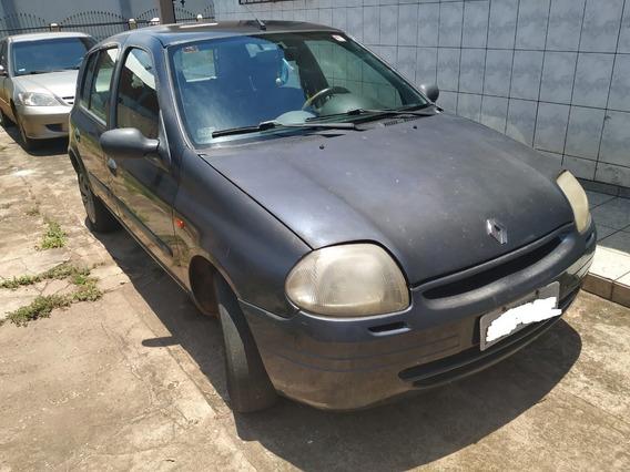 Renault Clio 1.0 16v Alize 02/03