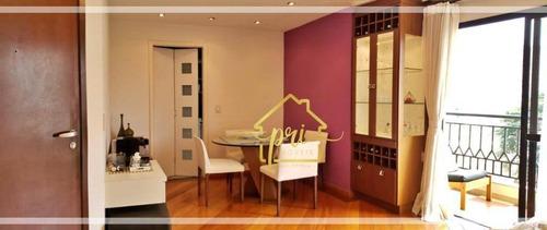 Apartamento À Venda, 80 M² Por R$ 800.000,00 - Vila Romana - São Paulo/sp - Ap1818