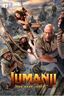 Película Jumanji 2 El Siguiente Nivel Full Hd