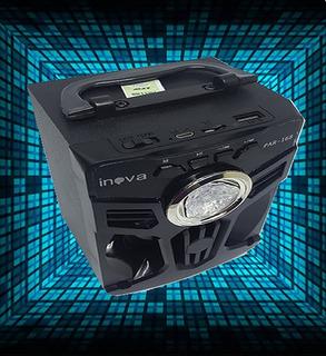 Parlante Bluetooth Inova Original Sd/usb/fm Potente