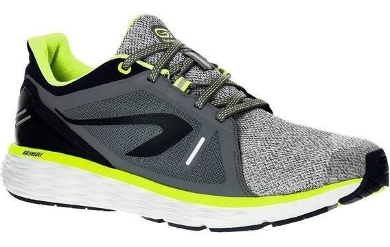 Tenis De Running Para Hombre Confort Gris 8488162 2