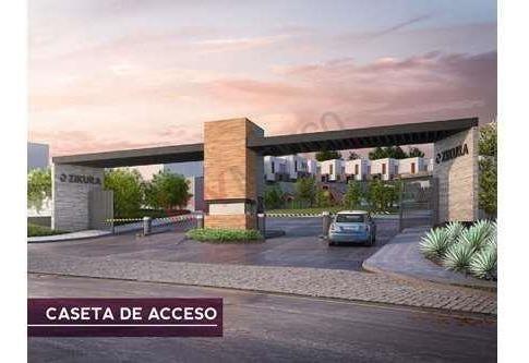 Zikura Zibata Casas Residenciales En Preventa Modelo Siena