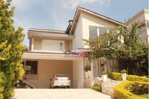 Casa Com 4 Dormitórios À Venda, 500 M² Por R$ 1.700.000,00 - Condomínio Hills Iii - Arujá/sp - Ca1240