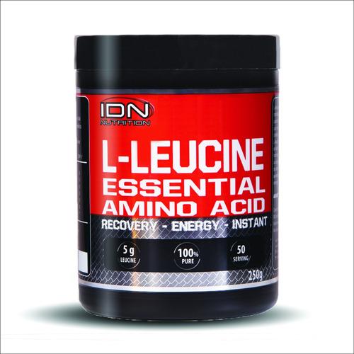 Leucina 250g - Idn Nutrition - Masa Muscular
