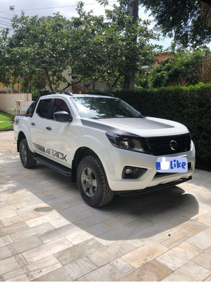Picape Nissan Attack Frontier 2019