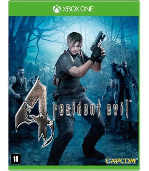 Resident Evil 4 Xbox One Mídia Física Original