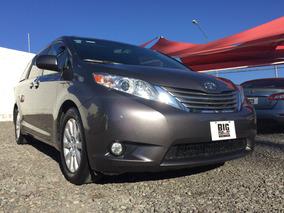 Toyota Sienna 3.5 Xle V6 Qc At 2015 Autos Y Camionetas