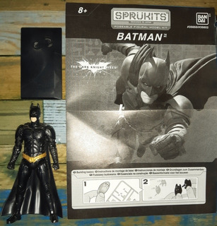 Batman: The Dark Knight Rises. Model Kit. Bandai. Sprukits