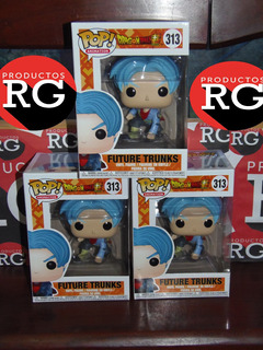 Pop! Animation Dragon Ball Super - Future Trunks (313) *