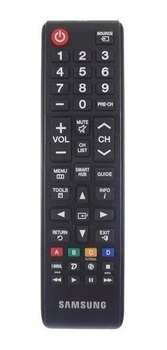 Controle Para Tv Samsung Smart Novo E Original Bn98-06046a