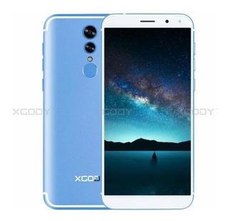 Blue - Xgody 6 4g Lte Android 6.0 Huella Digital Quad -2488