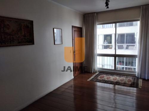 Apartamento Para Venda No Bairro Higienópolis Em São Paulo - Cod: Bi3269 - Bi3269