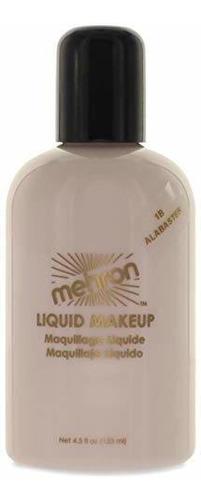 Imagen 1 de 1 de Maquillaje Liquido Mehron Y Pintura Corporal (4.5 Onzas) (a