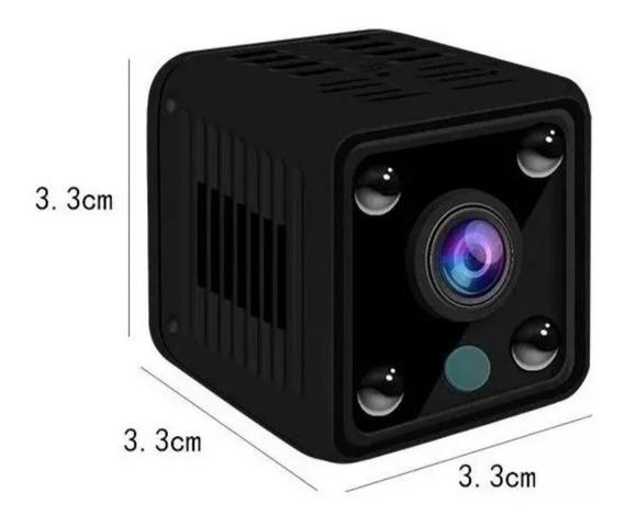 Mini Câmera Wifi Câmera De Segurança Hd 1080 P Hd Sem Fio