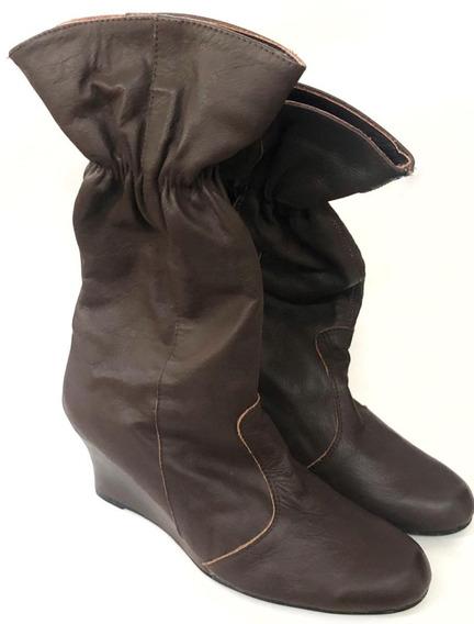 Zapatos De Cuero Correlola, 832 Choco