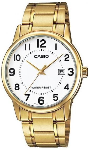 Relógio Casio Masculino Mtp-v002g-7budf