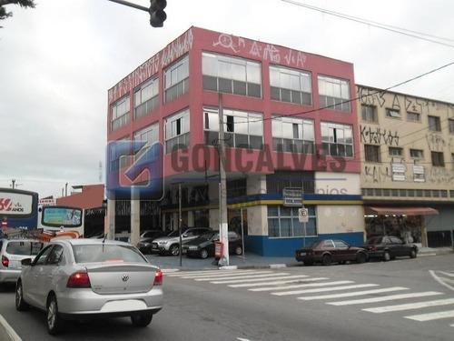 Imagem 1 de 12 de Locação Salao Sao Bernardo Do Campo Centro Ref: 32170 - 1033-2-32170
