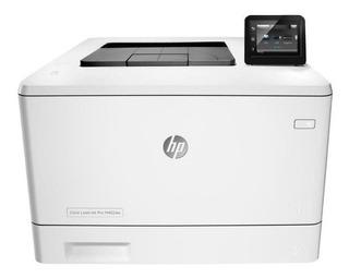 Impresora HP M452DW con wifi 220V