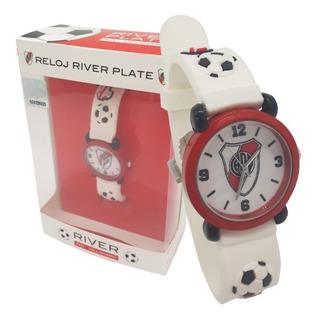 Reloj Infantil River Plate