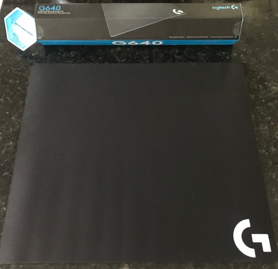 Mousepad Logitech G640 (large) Speed 400x460mm