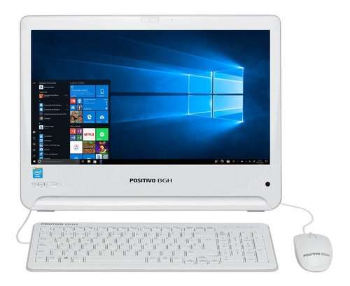 All In One Positivo Bgh One 1825i Intel Celeron N2840 Window