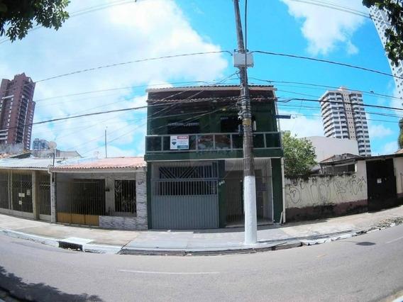 Casa Com 4 Dormitórios, 381 M² - Marco - Belém/pa - Ca0212