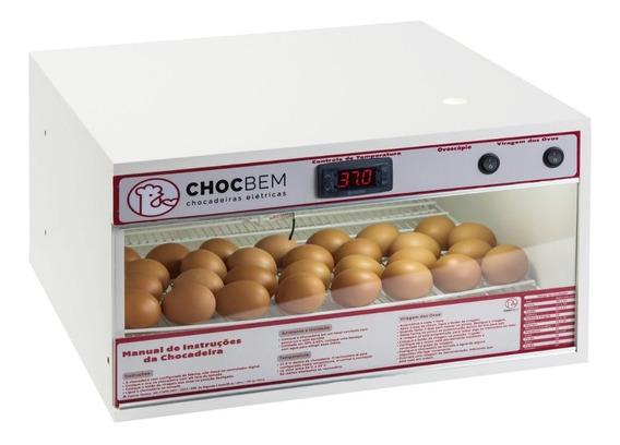 Chocadeira Automática 72 Ovos + Ovoscopio