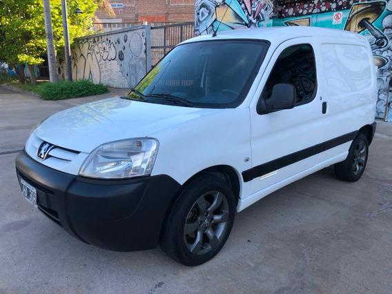 Peugeot Partner 1.6 Hdi Furgon Financiada $60.000 Y Cuotas