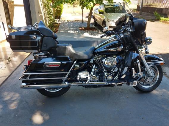 Harley-davidson Electra Ultra Classic Glide ( Vendida )
