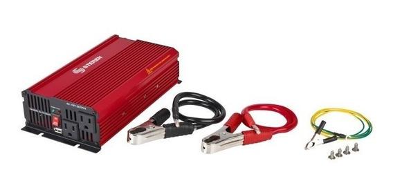 Inversor 1500w Voltaje 110v 12v Laptop Cpu Proyecto Solar
