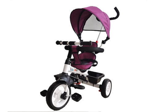 Triciclo Kissme 360/65 Lila, Celeste,rojo Megastore Virtual