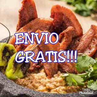 Chicharrón De Cerdo Carnicería Ramos 2 Kilos