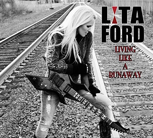 Cd : Lita Ford - Living Like A Runaway