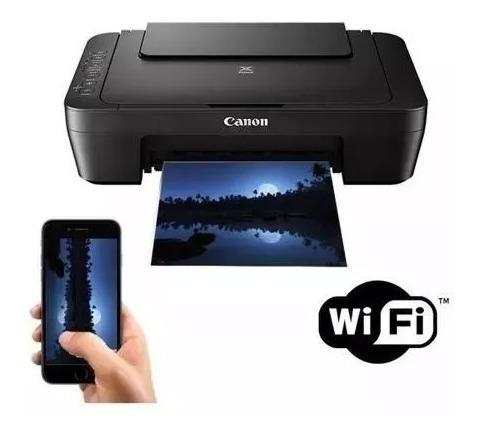 Impressora Multifuncional Canon Mg3010 Wireless Com Cartucho