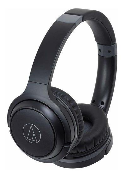 Fone De Ouvido Audio Technica S200 Bluetooth Preto