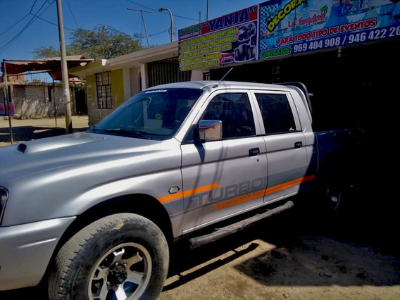 Camioneta Mitsubishi L200 Turbo Intercooler
