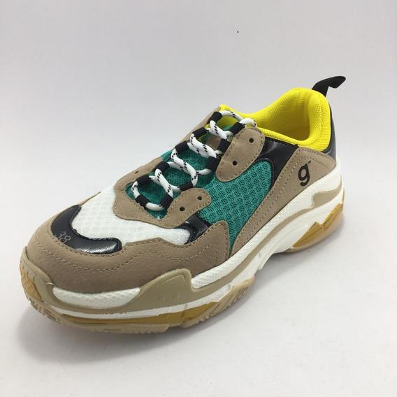 Zapatillas Multicolor Ugly Shoes - Gummi