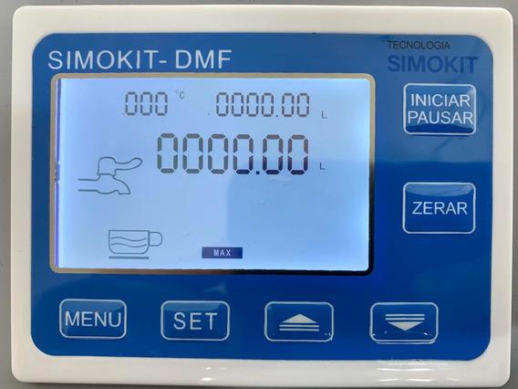 Kit Dosador Água Automático 1 Pol Foço E Sensor Temperatura