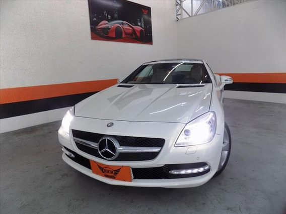 Mercedes-benz Slk 250 1.8 Cgi 16v Turbo Gasolina 2p Automati